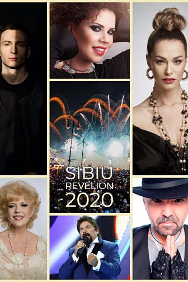 Revelion Sibiu 2020 la Piața Mare din Sibiu