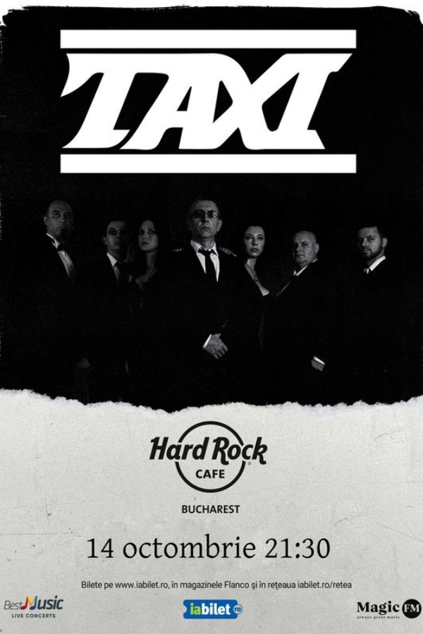 TAXI la Hard Rock Cafe