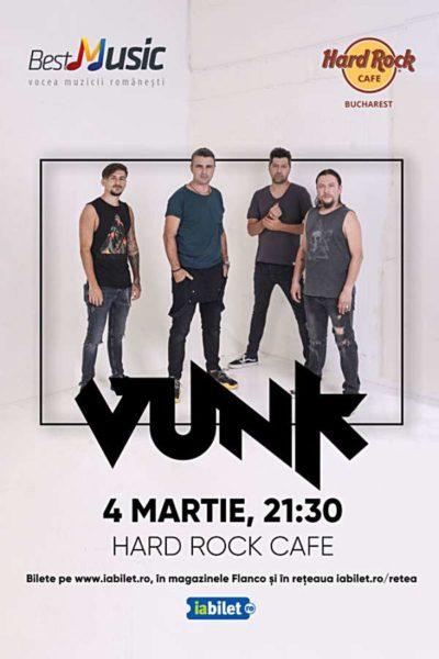 Poster eveniment VUNK