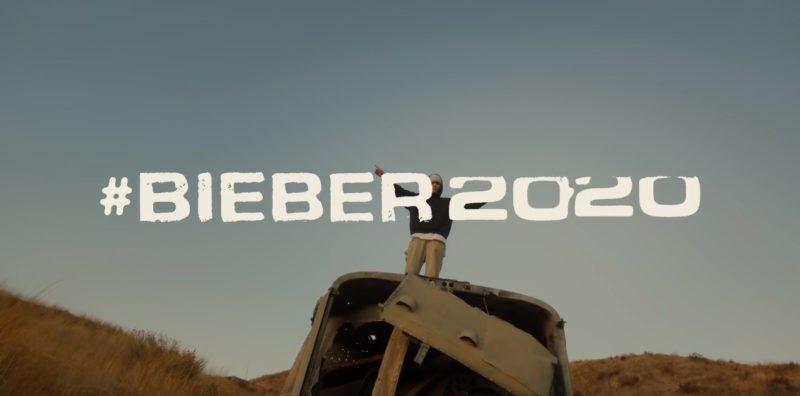 Teaser album nou Justin Bieber 2020