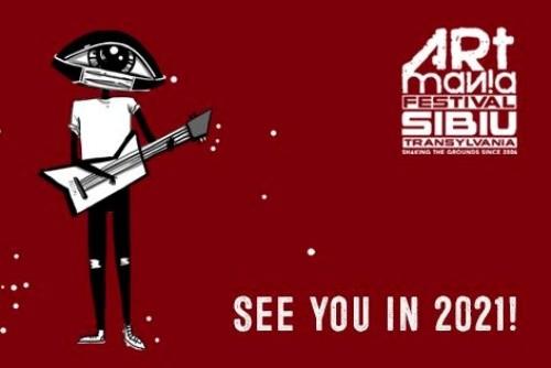 ARTmania Festival 2021 la Piața Mare din Sibiu