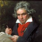 Beethoven portret