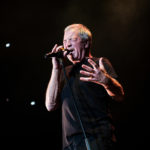 Ian Gillan, solistul Deep Purple în concert la Cluj-Napoca pe 10 decembrie 2019