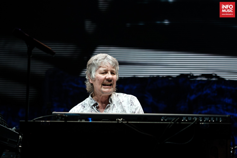 Don Airey, clăparul Deep Purple în concert la Cluj-Napoca pe 10 decembrie 2019