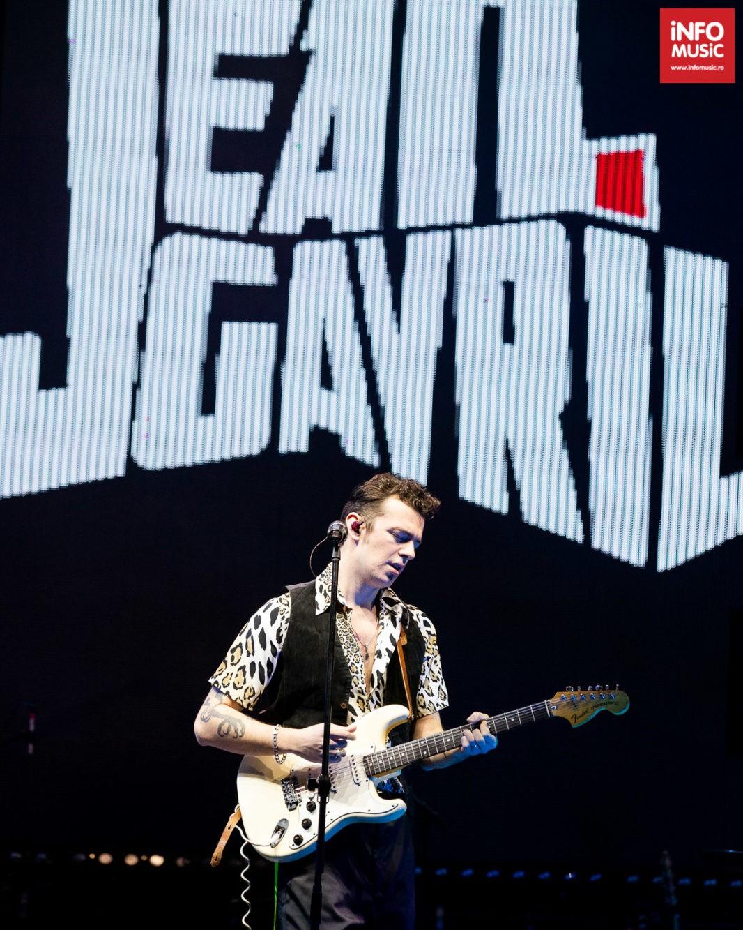 Jean Gavril a deschis concertul Smiley Omul din București pe 21 decembrie 2019