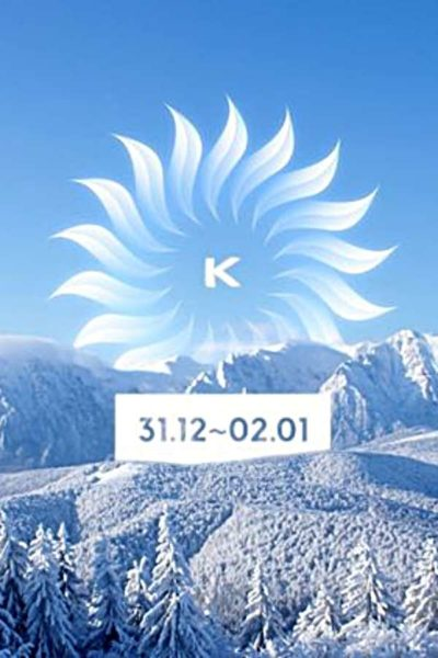 Poster eveniment Kudos Ice NYE 2020