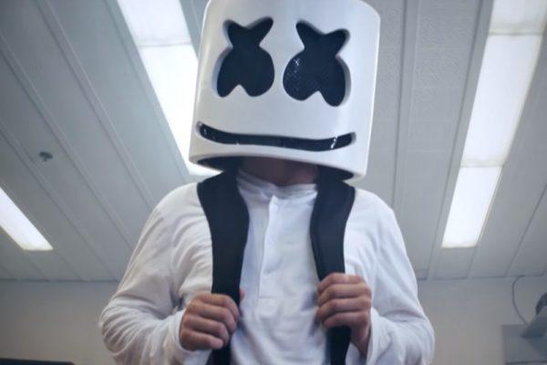 Marshmello (Screenshot)