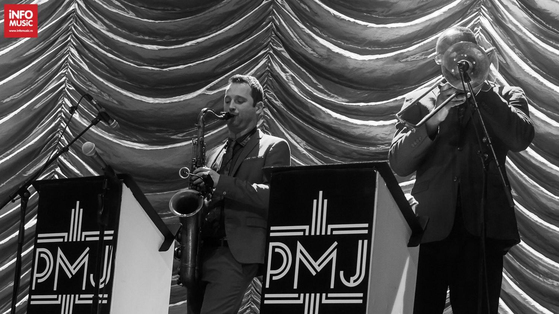 Concert Postmodern Jukebox la Sala Palatului pe 6 decembrie 2019