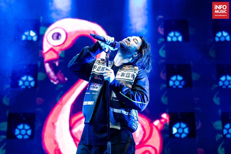 Smiley în concertul @Smiley Omul de la Sala Polivalentă din București pe 21 decembrie 2019