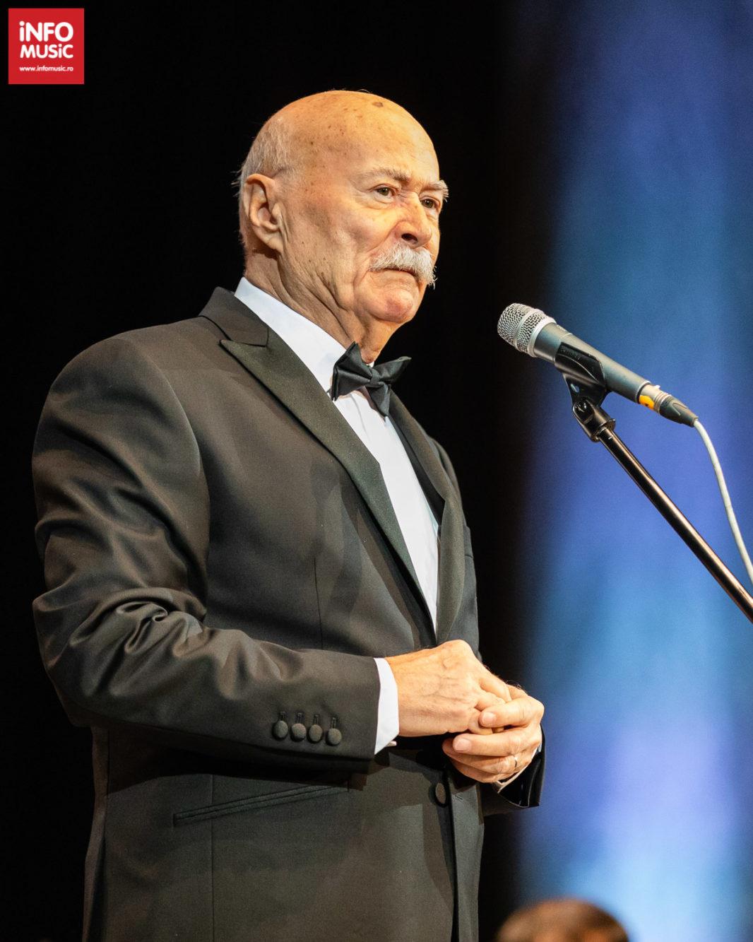 Tudor Gheorghe în concertul DEGEABA 30 din 22 decembrie 2019