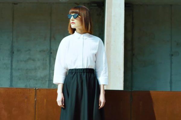 "Alexandra Ungureanu (Screenshot ""Mămuca"")"