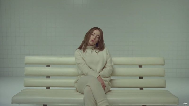 Videoclip Billie Eilish Xanny