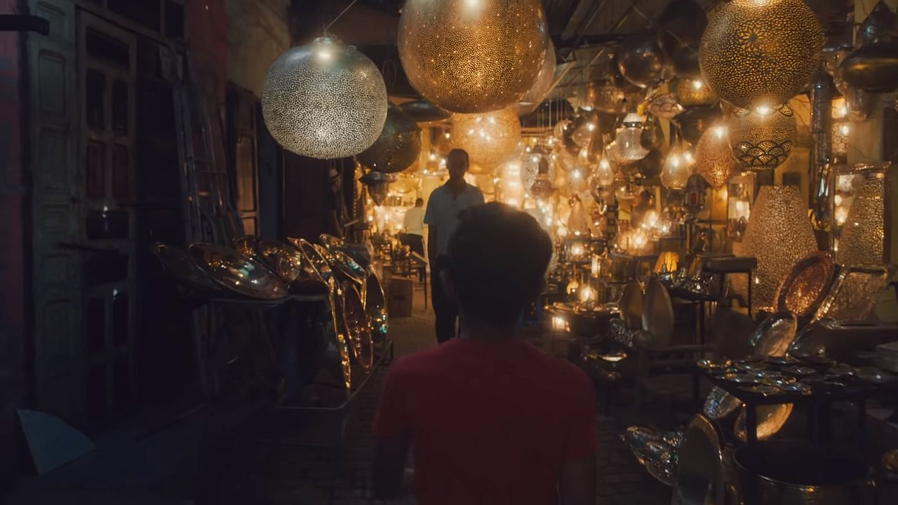 Videoclip Coldplay Everyday Life