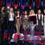 Semifinaliștii de la Vocea României 2019