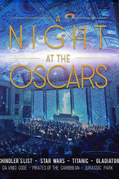 Poster eveniment A Night at the Oscars