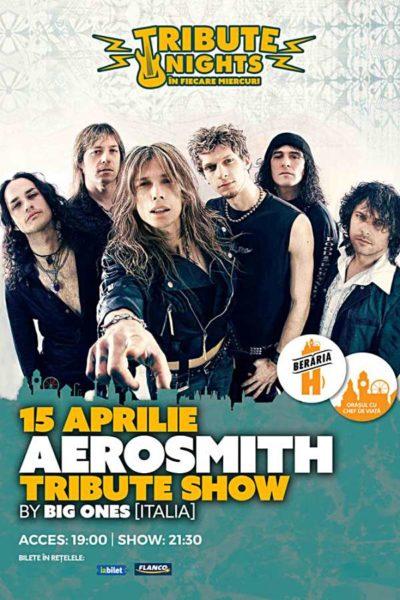 Poster eveniment Aerosmith Crazy Show