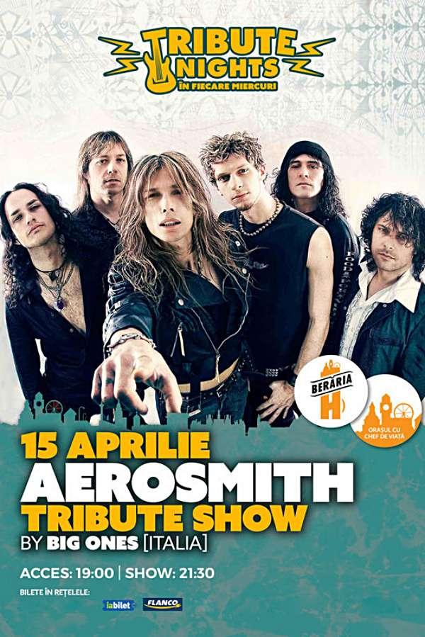 Aerosmith Crazy Show la Berăria H