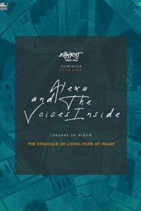 Alexu and the Voices Inside - lansare album