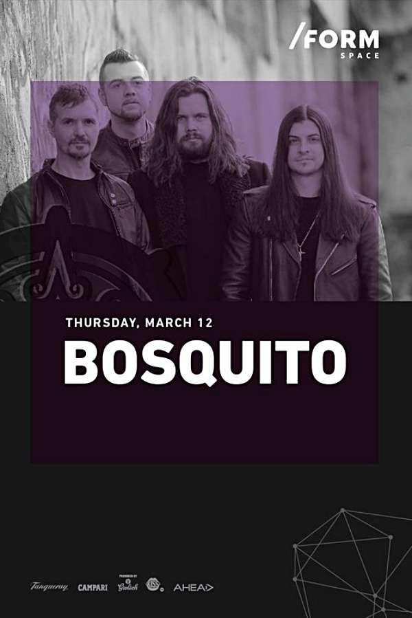 Bosquito la Form Space Club