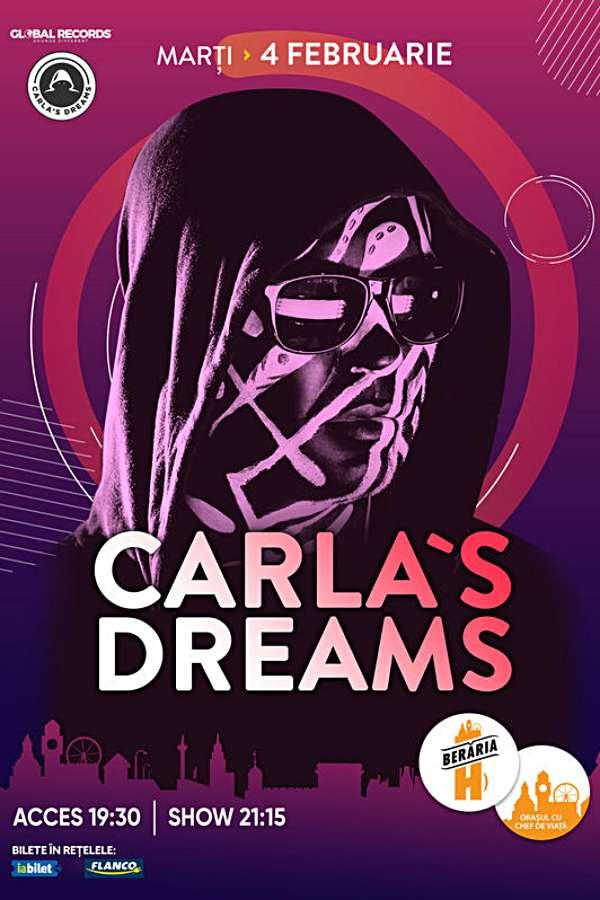 Carla's Dreams la Berăria H