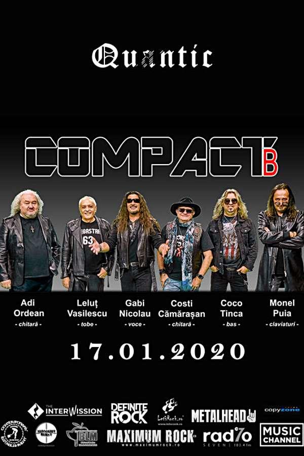 Compact B la Quantic Club
