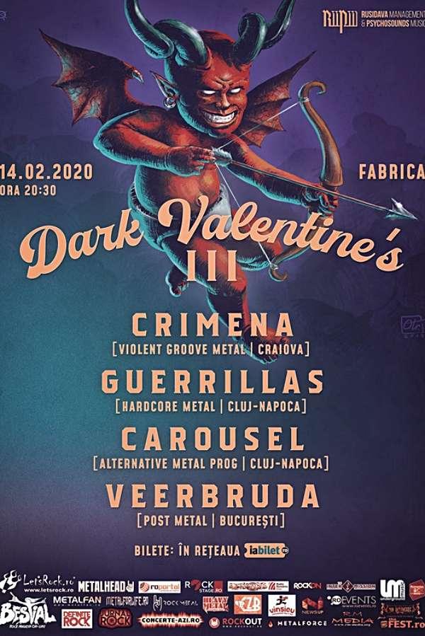 Dark Valentine's III la Fabrica