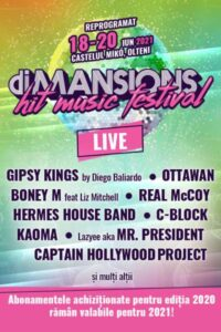 diMansions - Hit Music Festival 2021