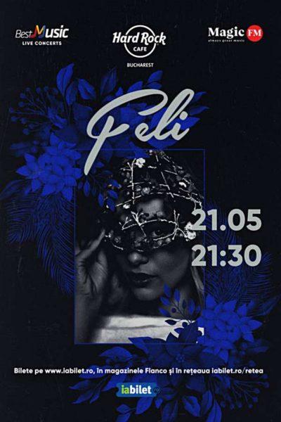 Poster eveniment Feli
