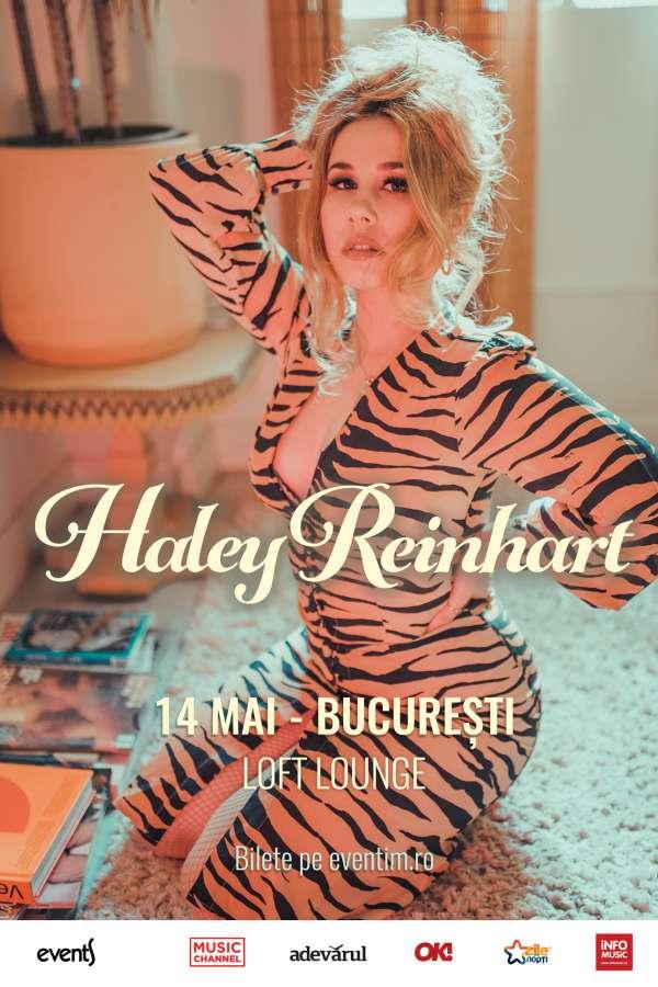 Haley Reinhart la LOFT Lounge (București)