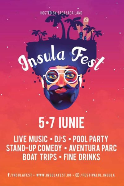 Poster eveniment Insula Fest 2020