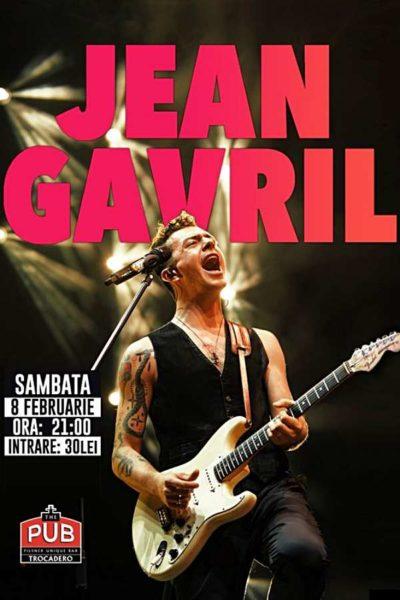 Poster eveniment Jean Gavril