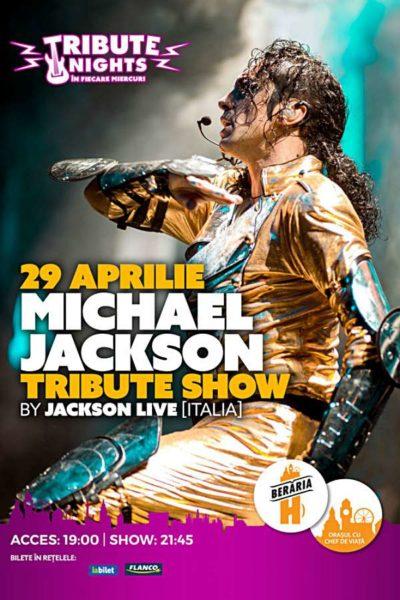Poster eveniment Just Beat It // Michael Jackson Tribute