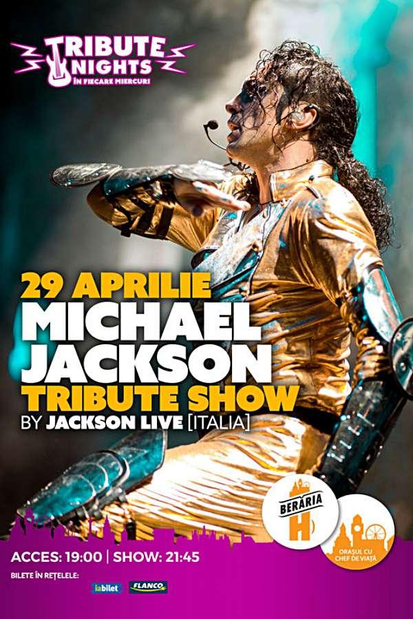 Just Beat It // Michael Jackson Tribute la Berăria H