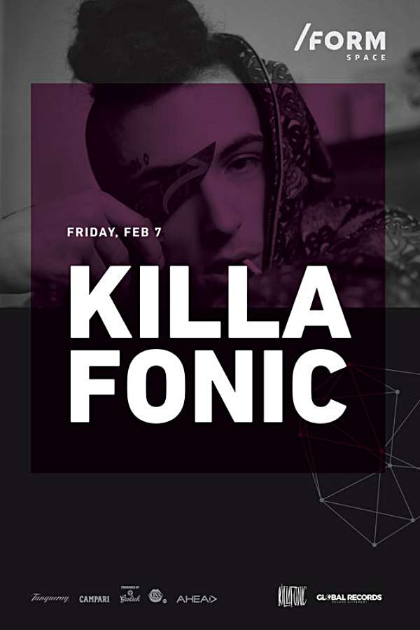 Killa Fonic la Form Space Club