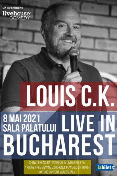 Poster eveniment Louis C.K.