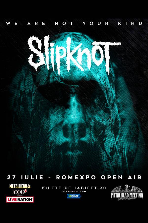 Slipknot la Romexpo