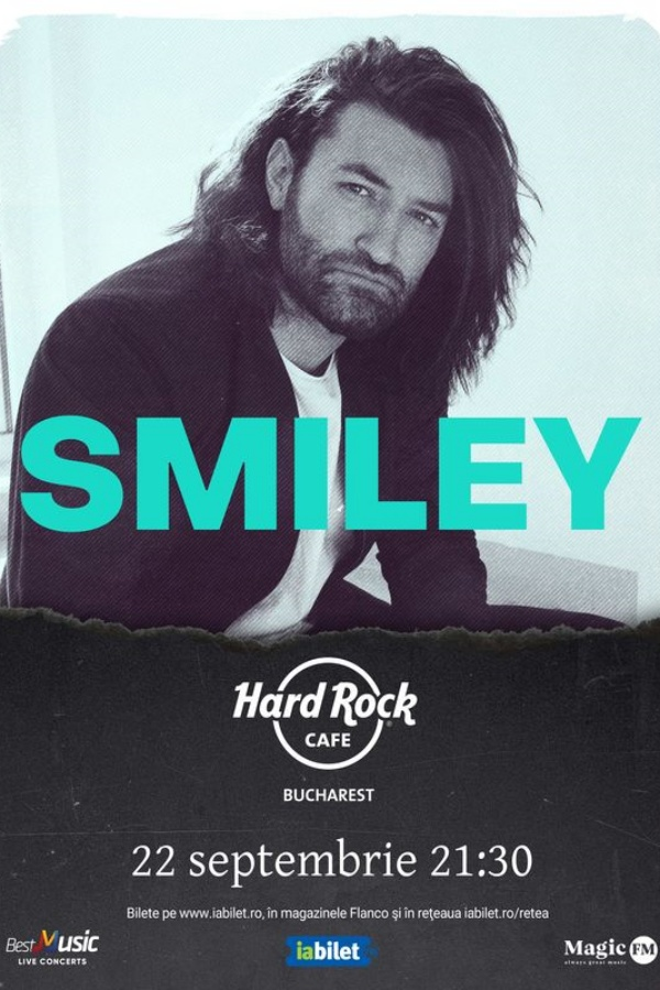Smiley la Hard Rock Cafe