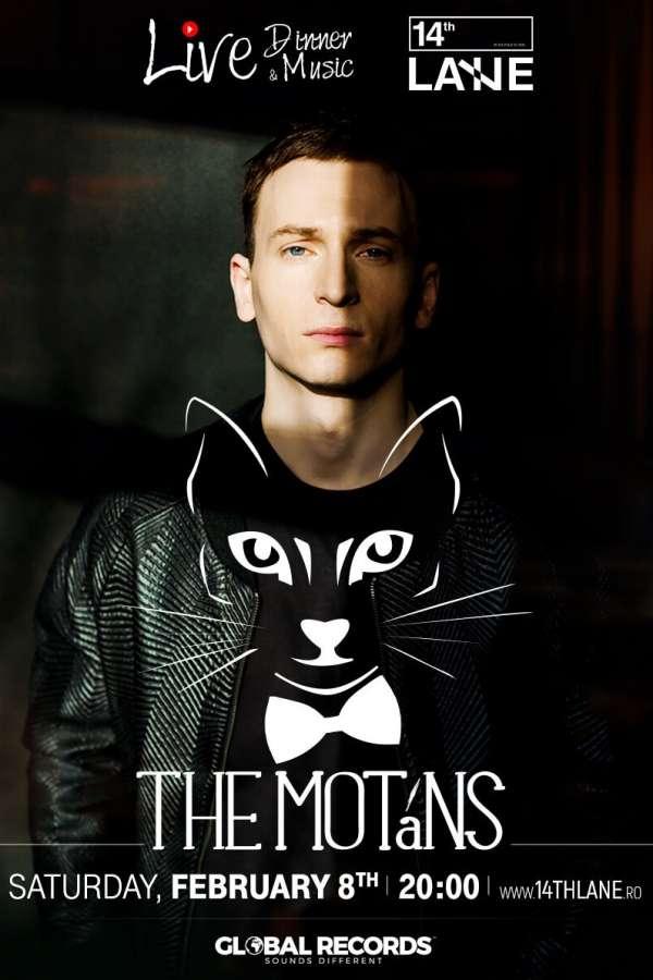 The Motans la 14thLANE
