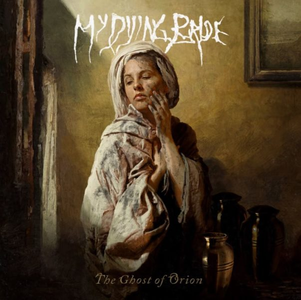 Coperta Album My Dying Bride The Ghost of Orion