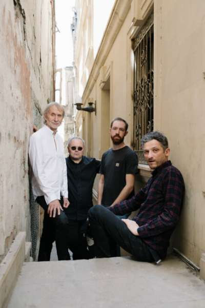 Erik Truffaz Quartet la Club Control