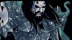 Lyric Video Lordi Like a Bee to the Honey