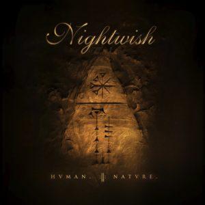 "Nightwish - ""HUMAN. :II: NATURE"" (copertă album)"
