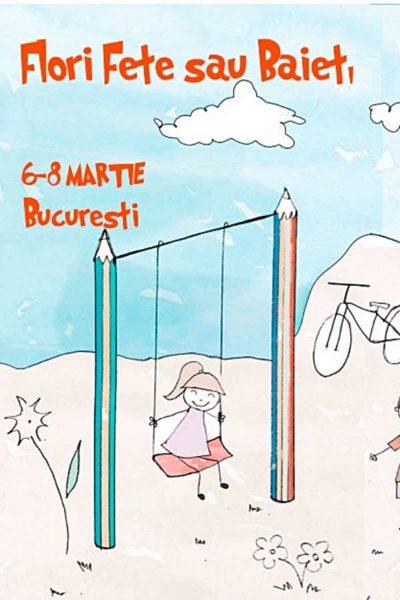 Poster eveniment NOSTALGIA // Flori, fete sau băieți