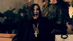 Videoclip Ozzy Osbourne Straight to Hell