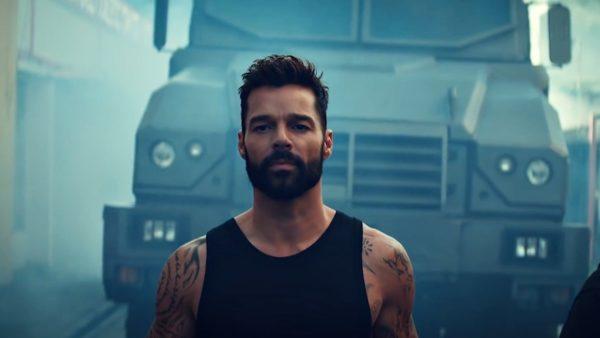 Ricky Martin - Tiburones