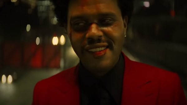 Videoclip The Weeknd Blinding Lights