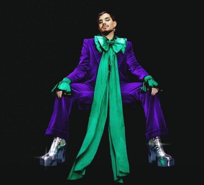 Adam Lambert coperta album