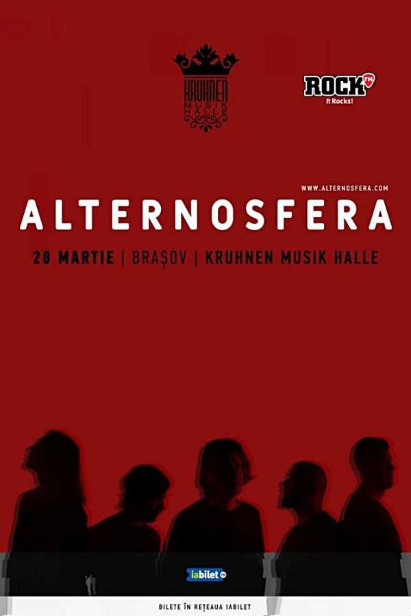 Alternosfera la Kruhnen Musik Halle
