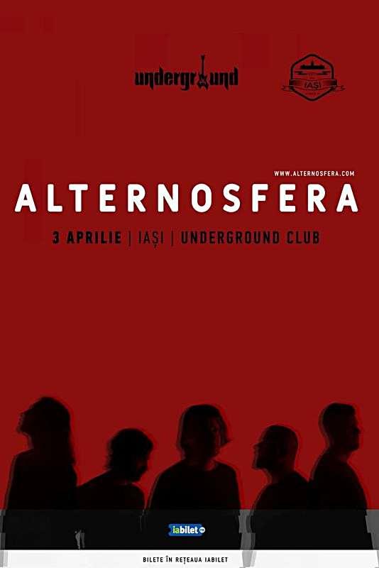 Alternosfera la Underground Pub