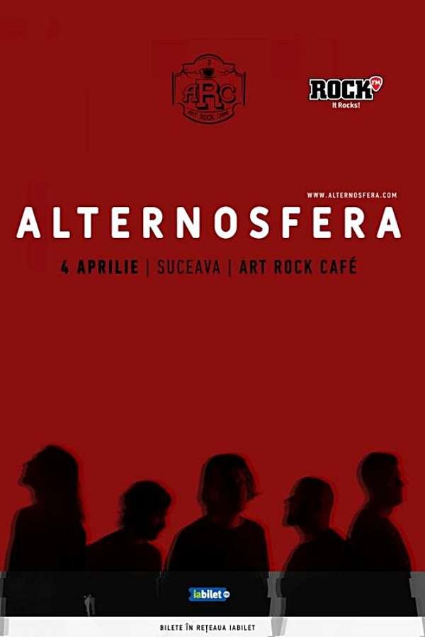 Alternosfera la Art Rock Caffe (Suceava)